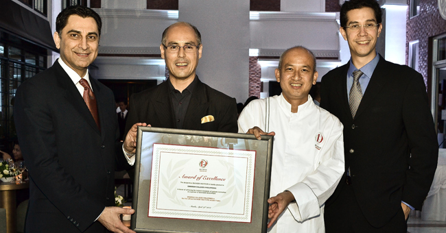 Enderun is home to world's first Ducasse Institute outside of France