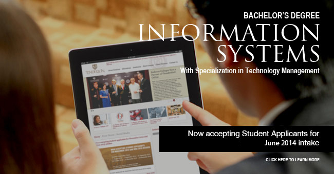 BS in Information Systems
