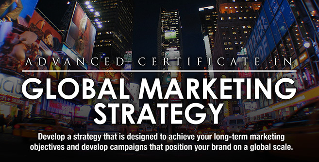 Enderun Colleges | Thunderbird Online | Advanced Certificate in Global Marketing Strategy