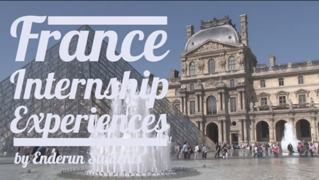 French Internship Stories by Enderun Students
