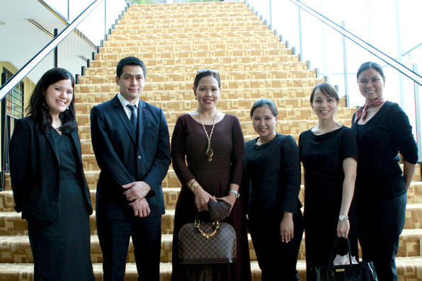 Louis Vuitton Philippines recruits Enderun students