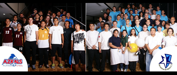Charity dinner for Typhoon Sendong victims